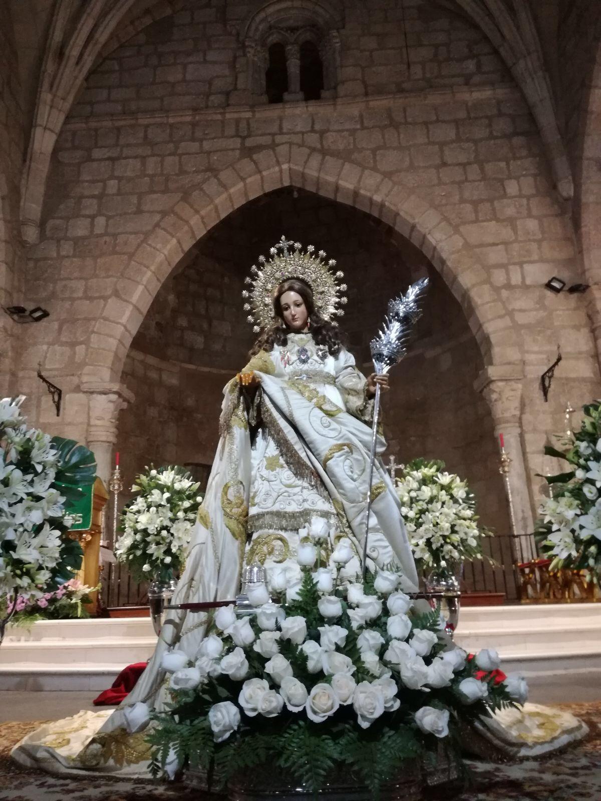 Historia de la Asociación Virgen y Martir Santa Eulalia de Mérida