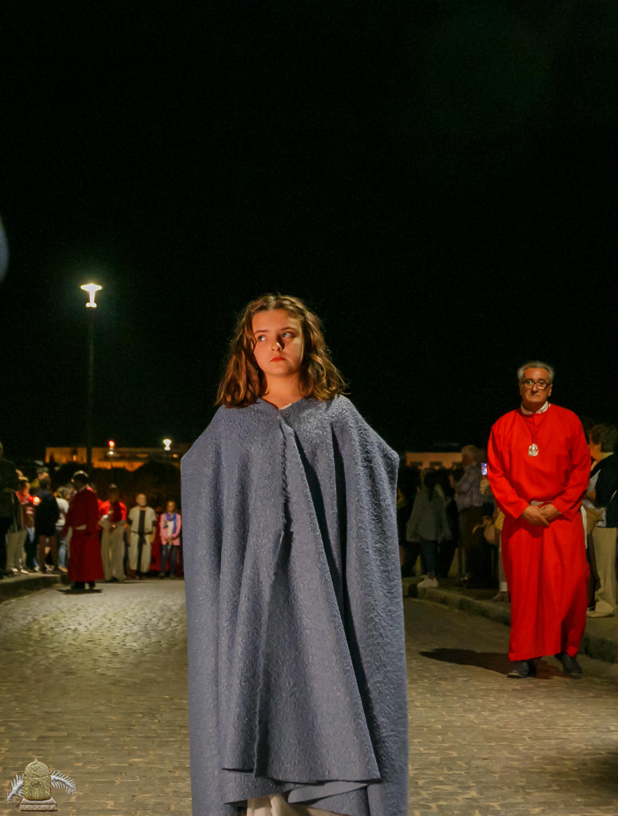 """Via Martyrum de Sta Eulalia, """"La Luz que guía a los Eulalienses"""""""
