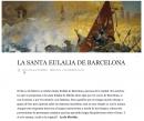 La Santa Eulalia de Barcelona