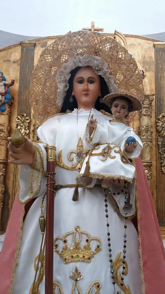 Han robado las imágenes de la Virgen de Perales, así como las de San Serván y San Germán