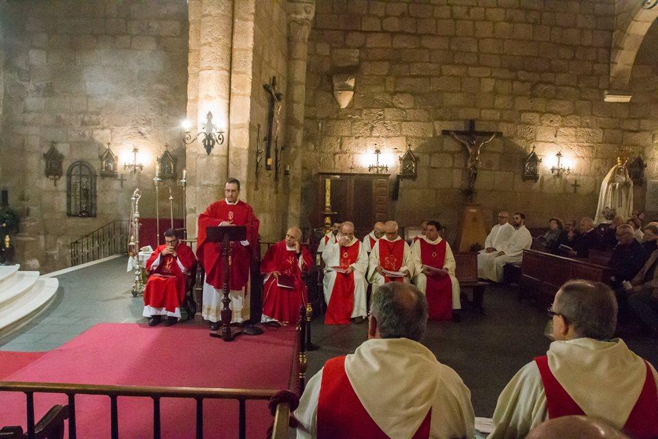 La Eucaristía en el rito hispano-mozárabe