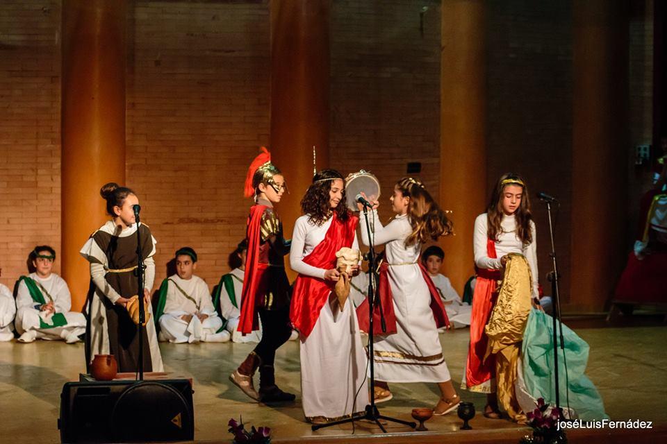"Teatro Escolar ""Eulalia de Mérida"""