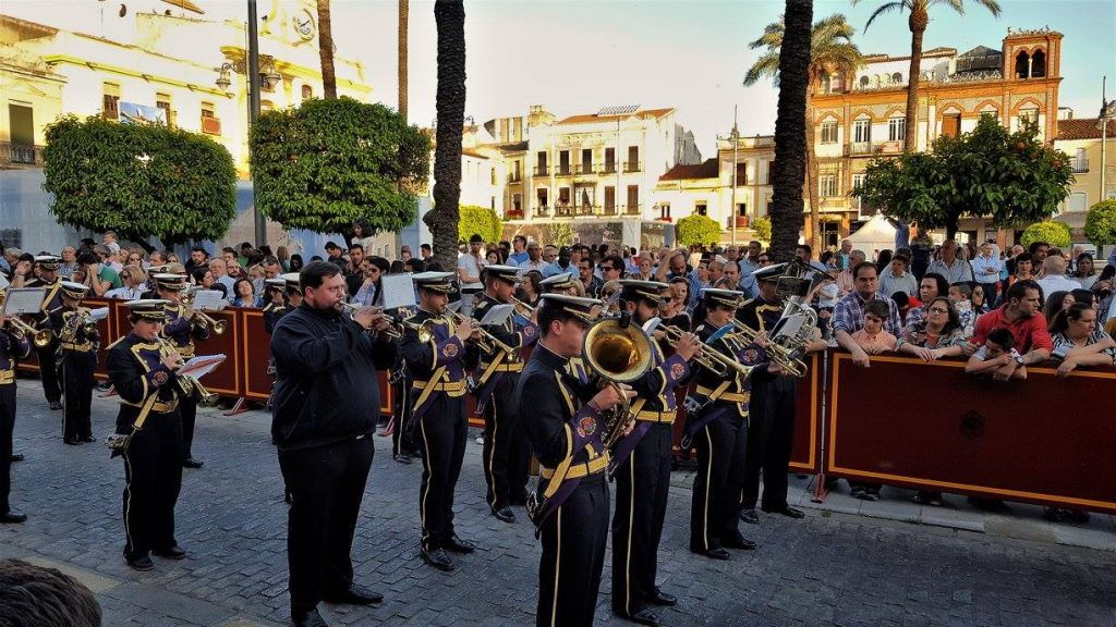 Comunicado público de la Banda de Cornetas y Tambores de La Pasión de Mérida a la Mártir Santa Eulalia.