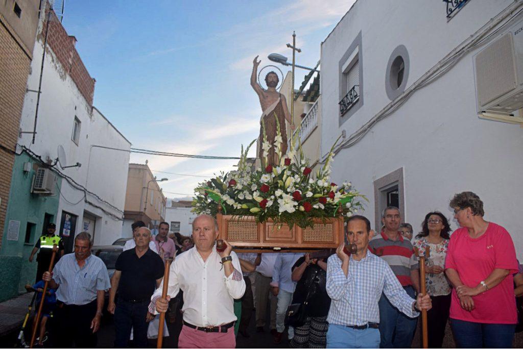 Festividad de San Juan Bautista