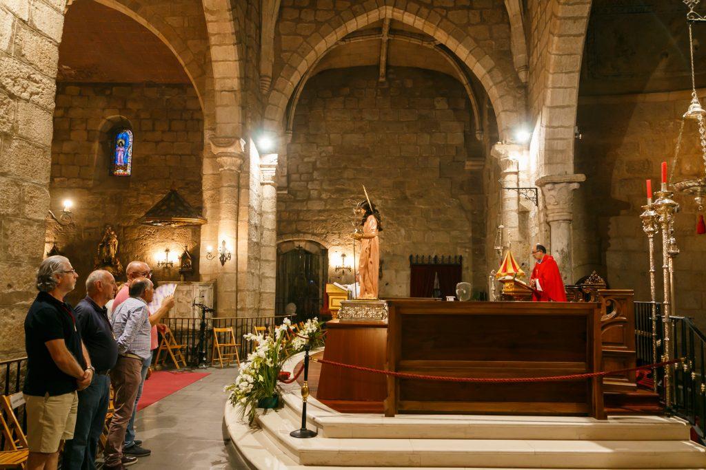 Tercer día del Trecenario. Santa Eulalia ejemplo de fortaleza ante el pecado