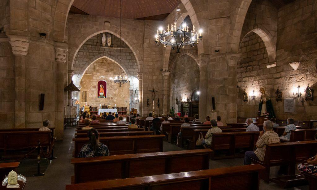 Un atípico Trecenario a Santa Eulalia que ha sido internacional