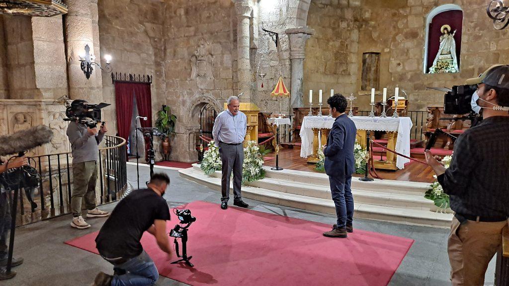 """""""Un país mágico"""" en la Basílica de Santa Eulalia"""